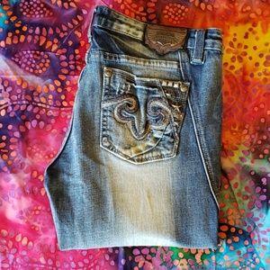 *REROCK for Express* Skinny Jeans